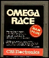 Omega Race Cartridge (no box)