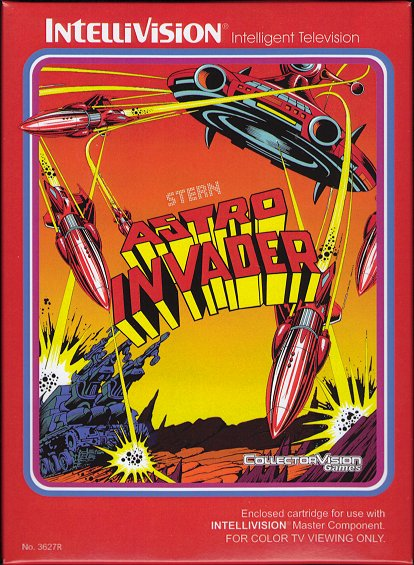 INTV Funhouse - Intellivision Game Variants Browser