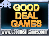 Good Deal Games Logo