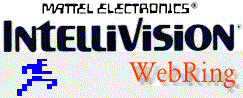Intellivision Web Ring Logo