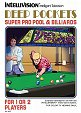 Deep Pockets Super Pro Pool & Billiards Box