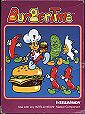 BurgerTime Box (Intellivision Inc. 4549-0210)