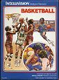 NBA Basketball Box (Intellivision Inc. 2615)