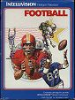 NFL Football Box (Intellivision Inc. 2610)