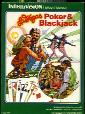 Las Vegas Poker & Blackjack Box (Intellivision Inc. 2611)