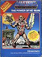 Masters of the Universe: The Power of He-Man Box (Intellivision Inc. 4689-0210)