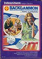 Backgammon Box (Mattel Electronics 1119-0910)