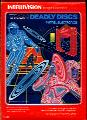 Tron Deadly Discs Box (Mattel Electronics 5391-0910)