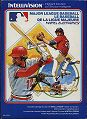Major League Baseball Box (Mattel Electronics 2614-0510)