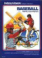 Major League Baseball Box (Mattel Electronics 2614-0410)