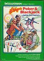 Las Vegas Poker & Blackjack Box (Mattel Electronics 2611-0910)