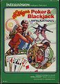 Las Vegas Poker & Blackjack Box (Mattel Electronics 2611-0910 G1)