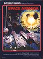 Space Armada Box (Mattel Electronics 3759-0410)