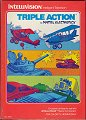 Triple Action Box (Mattel Electronics 3760-0810)