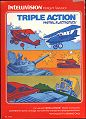 Triple Action Box (Mattel Electronics 3760-0410)